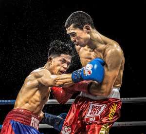 APU Gold Medal - Fong Chi Ng (Macau)  Fighting Men