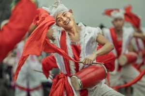 Certificate of Nomination - Qinghan Wang (China)  Waist Drum