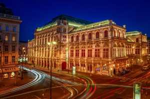PhotoVivo Gold Medal - Manfred Karner (Austria)  Vienna Opera House