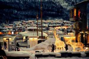 PhotoVivo Gold Medal - Roger Khoo (Singapore)  Town Of Tromso