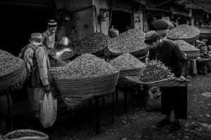 PhotoVivo Gold Medal - Wenguang Lu (China)  Street Vendor