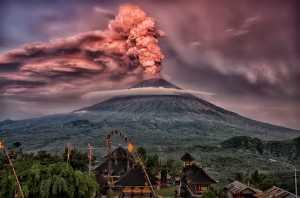 Raffles Merit Award E-Certificate - Kadek Wigunantara Eka Putra (Indonesia)  Exotic Gunung Agung