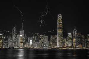 SIPC Merit Award - Xiaoping Chang (China)  Night View