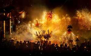 Circuit Bronze Medal - Jianglin Chen (China)  Fire Dragon Makes Spring