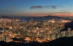 PhotoVivo Gold Medal - Lewis K. Y. Choi (Hong Kong)  Dusk City 4