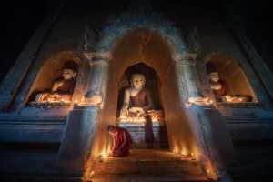 APU Honor Mention E-Certificate - Yiliang Yang (China)  Buddhism3