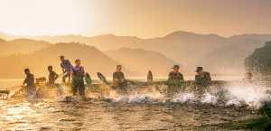 PhotoVivo Gold Medal - Weimin Yan (China)  Fishing In Morning