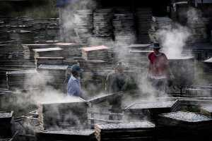 PhotoVivo Honor Mention - Huu Hung Truong (Vietnam)  4- Drying Fish