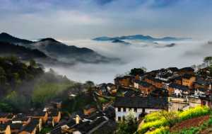 PhotoVivo Gold Medal - Xiangdong Sun (China)  Village In The Mountains