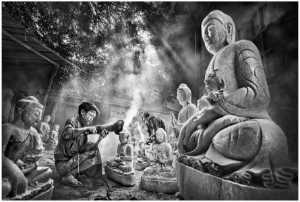 APU Gold Medal - Wendy Wai Man Lam (Hong Kong)  Buddha Maker 3