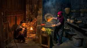 RPST Gold Medal - Kin Keong Fu (Macau)  Farmhouse Kitchen
