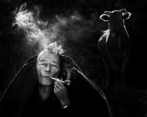 ICPE Gold Medal - Wei Ye (China)  Yi Cattle Herding Old Man