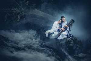 PhotoVivo Gold Medal - Xiaoying Wang (China)  Ink And Wash