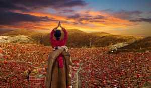 PhotoVivo Gold Medal - Lishu Shu (China)  Pray For Auspiciousness