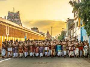 PhotoVivo Gold Medal - Venkateswaran Radhaswamy (India)  Vedha Ghosti Parthasarathy Temple