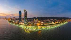 PhotoVivo Gold Medal - Deying Huang (China)  Prosperous City 8