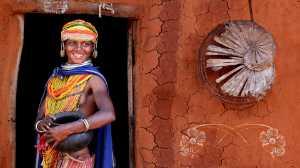 Circuit Merit Award e-certificate - Anil Kumar Deshpande (India)  Tribal Lady 2