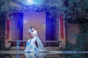 PhotoVivo Gold Medal - Zhaosen Li (China)  Blue And White's Dream