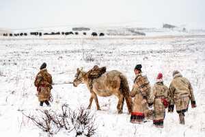 Honor Mention - Hongwei Zhong (China)  Snow Trip