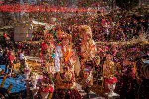PhotoVivo Gold Medal - Tiegang Shi (China)  Happy Wedding