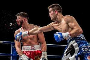 APAS Gold Medal - Pedro Luis Ajuriaguerra Saiz (Spain)  Knockout Punch