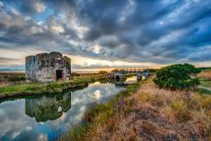 PhotoVivo Honor Mention e-certificate - Michele Macinai (Italy)  Tuscan Sunrise On Water 7