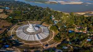 APU Honor Mention e-certificate - Aris Sanjaya (Indonesia)  Hsinbyume Pagoda Mandalay