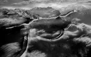 PhotoVivo Gold Medal - Dongping Yang (China)  The Great Wall