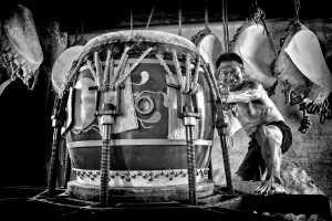 PhotoVivo Gold Medal - Gek Koon Roger Khoo (Singapore)  Percussion Drum Maker V5m