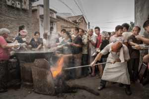 PhotoVivo Gold Medal - Ruiming Feng (China)  Food Stand