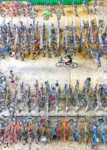 PSA HM Ribbons - Khaing Sandar Tin (Singapore)  Bicycle Parking 3