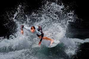 ICPE Honor Mention e-certificate - John Jiang (Australia)  Surfing