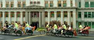 APAS Gold Medal - Pui-Chung Yee (Singapore)  Tourist Trishaws