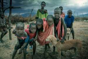 PhotoVivo Gold Medal - Yong Lin (China)  Tribe Kids