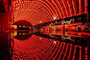 Circuit Merit Award e-certificate - Teck Boon Lim (Singapore)  Lanterns Reflection Tien Fu Gong