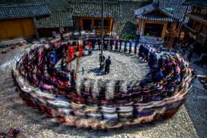 PhotoVivo Honor Mention e-certificate - Jincheng Zhou (China)  Celebrations