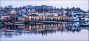PhotoVivo Gold Medal - Ian Ledgard (Wales)  Nidelva Reflections