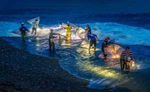 APAS Gold Medal - Verity Shum (Hong Kong)  Jinlun Fishermen