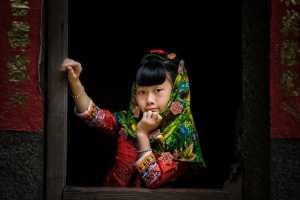 APU Honor Mention E-Certificate - Chongfeng Wu (China)  Little Girl1