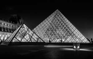 APU Honor Mention e-certificate - Anitha Mysore (India)  Le Louvre