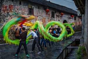 Circuit Merit Award e-certificate - Lie Chen (China)  Dragon Dance
