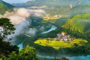 APAS Honor Mention e-certificate - Haiqing Lu (China)  Wu Huan Shan Village