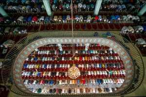 FIP Ribbon - Yuet Yee Wong (Hong Kong)  Pray In Mosque