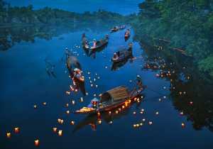 PhotoVivo Gold Medal - Yuk Fung Garius Hung (Hong Kong)  Waterlily Lamp Festival