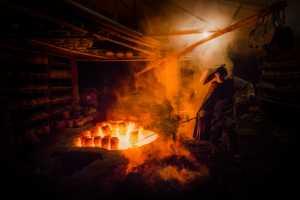 PhotoVivo Gold Medal - Ping Xu (China)  The Finishing Marmite 1