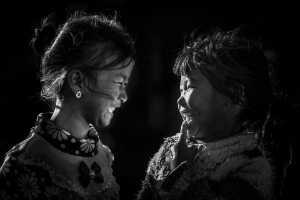 APU Gold Medal - Peiwang Huang (China)  Sisters