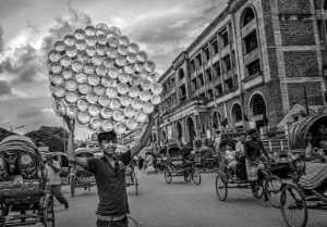 PhotoVivo Gold Medal - Shaohua Chen (China)  Head Empty Bottles