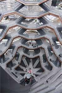 PhotoVivo Gold Medal - Malcolm Jenkin (England)  Architecture Usa