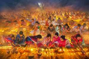 ICPE Gold Medal - Yuk Fung Garius Hung (Hong Kong)  Diwali