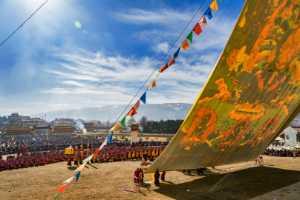 PhotoVivo Honor Mention e-certificate - Jixin Zhang (China)  Sun Buddha Festival